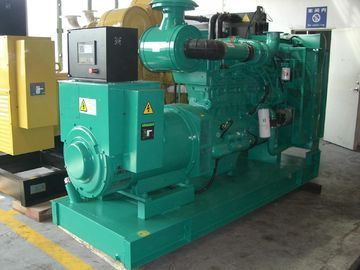 3 Phase 650kw Cummins Diesel Generator , Water–cooled Diesel Generator With Electronic Governor