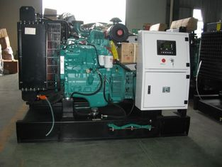 32kw Cummins Silent Diesel Generator 40kva Industrial With Water Cooling Engine