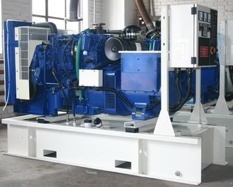 Water Cooled Perkins Silent Diesel Generator 600kw With Machinery / Electronic Governing